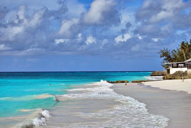 Witte stranden en een azuurblauwe zee. Had jij je iets anders bij Barbados voorgesteld?