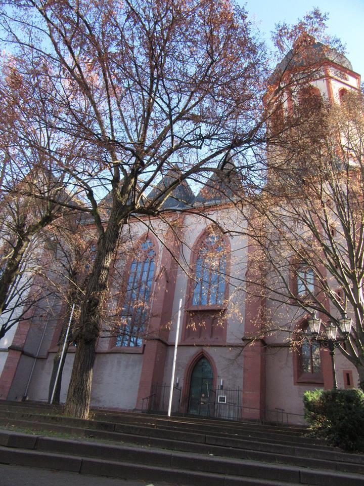St stephan Mainz