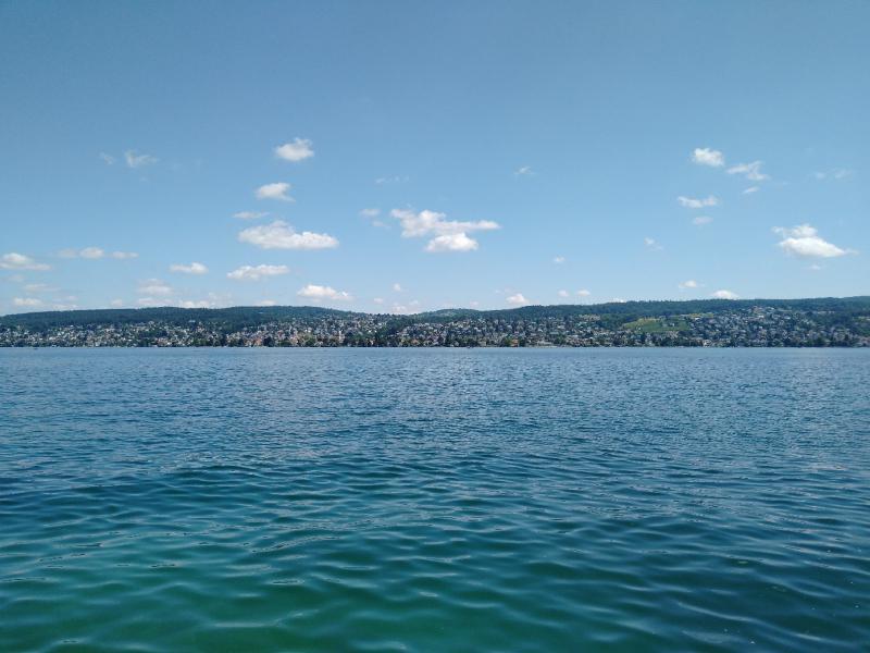 Thalwil: Zürich-meer