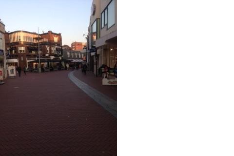 Winkelstraat in Oosterhout