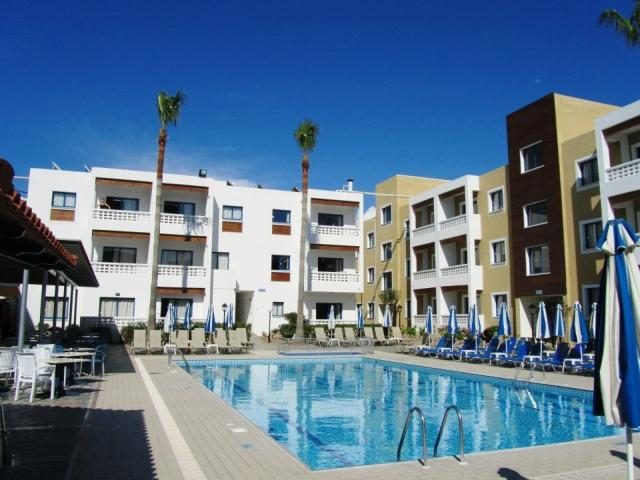 Hotel + zwembad